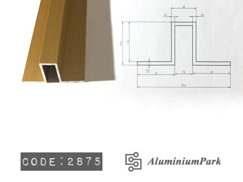 Aluminium Decor Profile