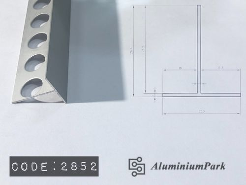 Aluminium Decorative Profile
