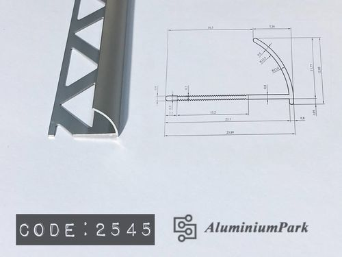 Aluminium External Profile