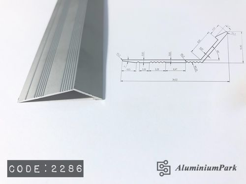 Aluminium Transition Profile