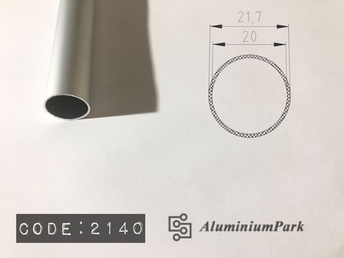 Aluminium Tube Profile